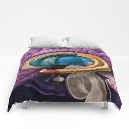 Brain Anatomy Comforters