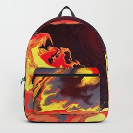 Burning Within Backpack