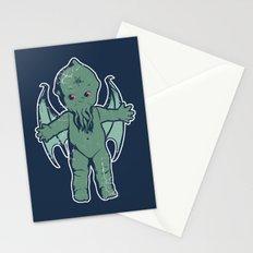 Kewthulhu Stationery Cards