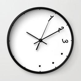 Clock 1 2 3 ... Wall Clock