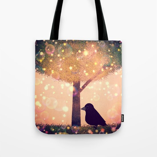crow-109 Tote Bag