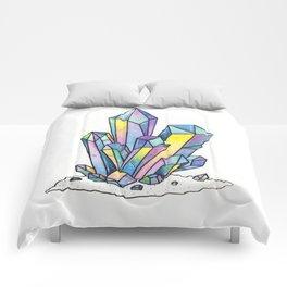 Rainbow Crystals Comforters