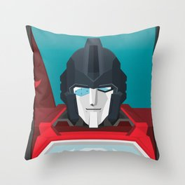 Perceptor MTMTE Throw Pillow