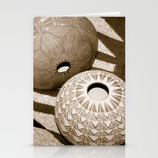 Indian Pottery Stationery Cards
