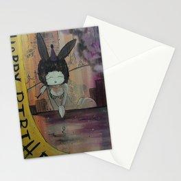 Birthday Bunny Stationery Cards