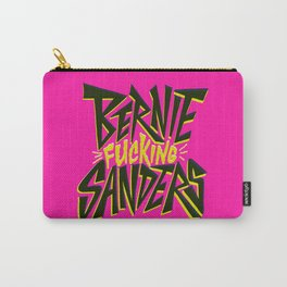 Bernie Sanders Carry-All Pouch