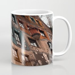 Hundertwasser museum Coffee Mug