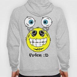 FREAKIN' Big Smile Emoticon! Hoody