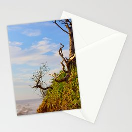 HDR Sandy Cliffs Stationery Cards