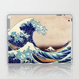 The Great Wave Off Kanagawa Laptop & iPad Skin