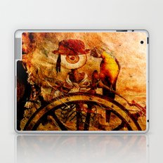 Monsieur Bone Pirate  Laptop & iPad Skin