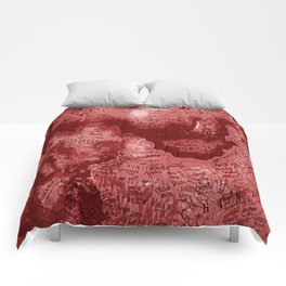 Russia in Red Comforters