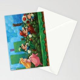 Super Mario Bros 2 Stationery Cards