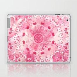 """The Suitor's Plea"" Kaleidoscope 5 by Angelique G. @FromtheBreathofDaydreams Laptop & iPad Skin"