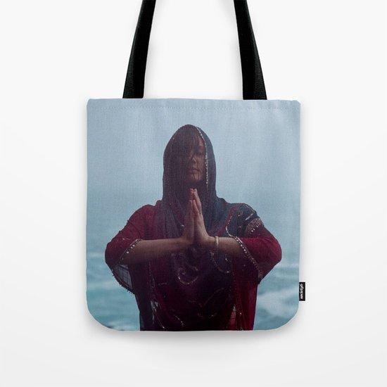 Torrid Calm Tote Bag