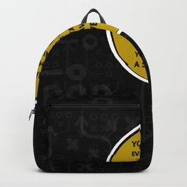 Silver Linings Reminder Backpack