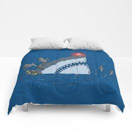 Rudolph Shark Comforters