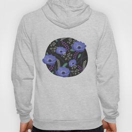 Anemones I: cold in circle Hoody