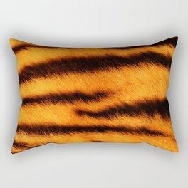 Tiger Print Rectangular Pillow