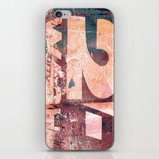 Collide 8 iPhone & iPod Skin