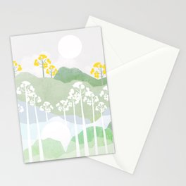 Mellow II Stationery Cards