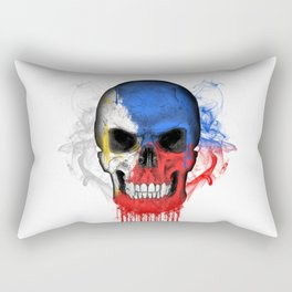 To The Core Collection: Philippines Rectangular Pillow