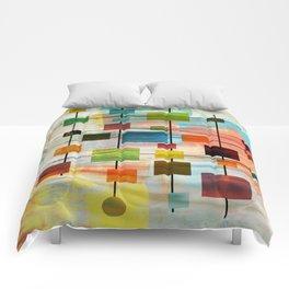 MidMod Graffiti 4.0 Comforters