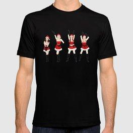 Mean Girls - Jingle bell rock, Santa's little helpers T-shirt