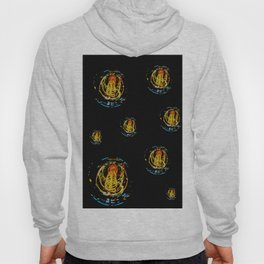 The Electric Current:  Filament Lights Hoody