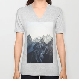 Mountain Mood Unisex V-Neck