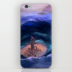 Mysteries of the Deep iPhone & iPod Skin