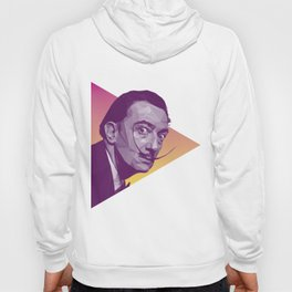 Salvador Dali Low Poly Collection Hoody