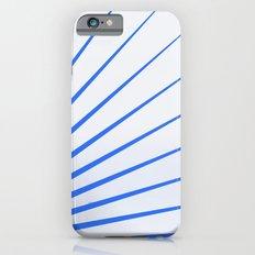 Blue rays Slim Case iPhone 6s