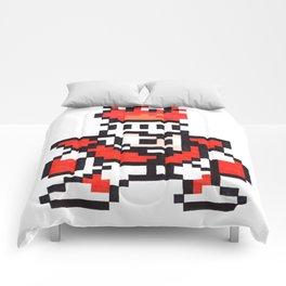fire man Comforters