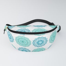 Pacific Blues Fanny Pack