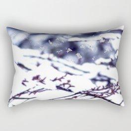 et spherae igitur nix Rectangular Pillow