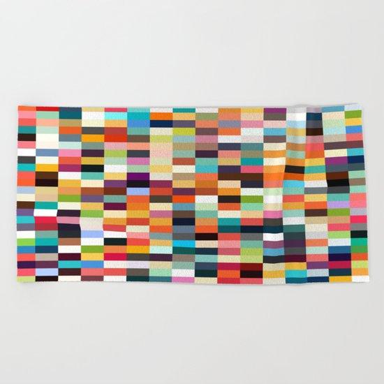 Pick a color Beach Towel