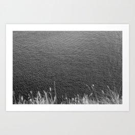 Dreaming of the sea Art Print