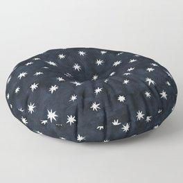 Midnight Starlet Floor Pillow