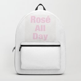 Rosé All Day Backpack