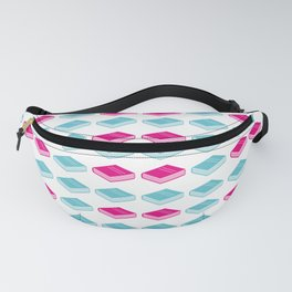 Book Infographics Fanny Pack