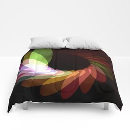Elliptical Motion Comforters