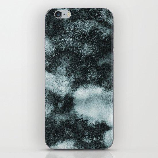 Watercolor textures iPhone & iPod Skin