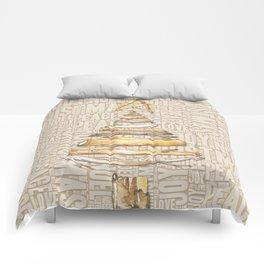 Rustic Christmas Comforters