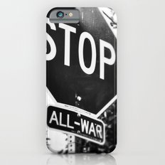 Stop All War. iPhone 6s Slim Case