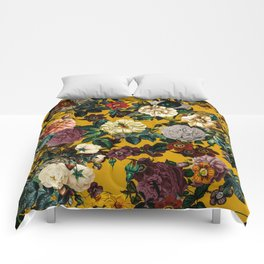 Exotic Garden V Comforters