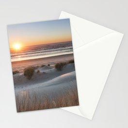 South Jetty Beach Sunset, No. 3 Stationery Cards