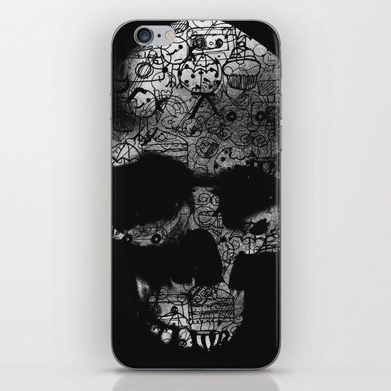 Endless Doodle iPhone & iPod Skin