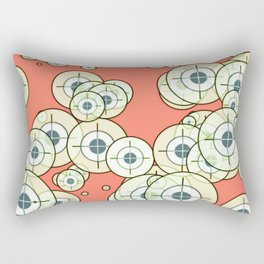 Target sights Rectangular Pillow