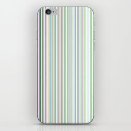 Re-Created Channels i by Robert S. Lee iPhone Skin